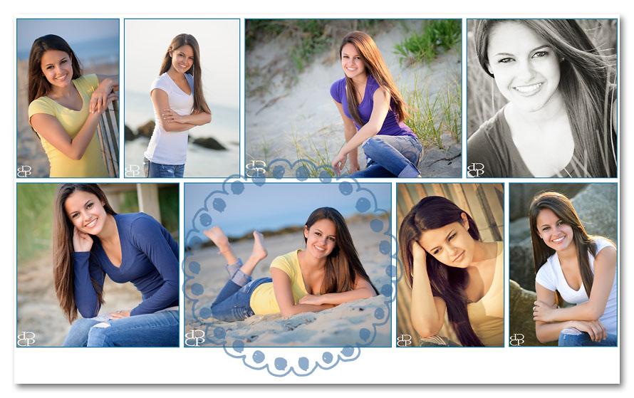 Sandwich Beach Portraits