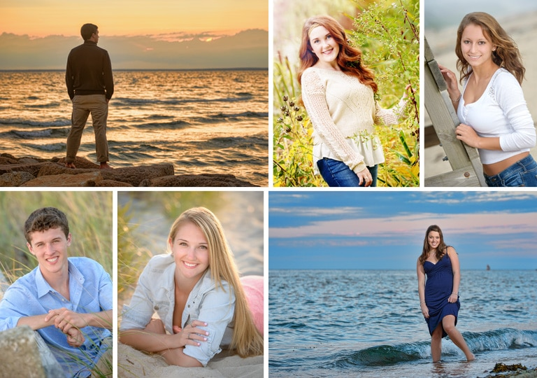 senior portraits in bourne, plymouth, wareham